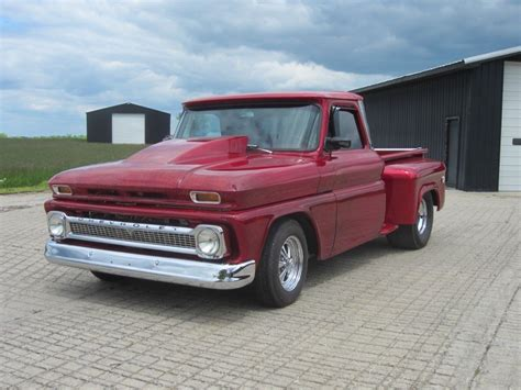 truck for badass 1964 chevrolet custom truck for sale