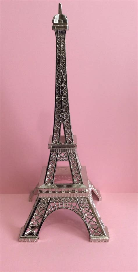 eiffel tower table l metal eiffel tower 7 quot tall eiffel tower centerpiece from