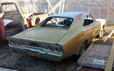 Bullitt Bad Guy: 1968 Dodge Charger R/T
