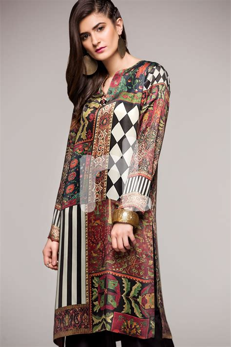 dress design in winter nishat linen winter dresses collection 2017 2018 stitched