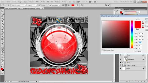 tutorial photoshop cs5 como hacer un logo como hacer un logo con photoshop cs5 youtube