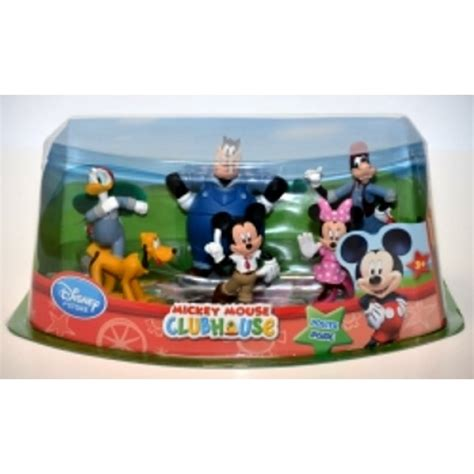 Mickey Set mickey mouse clubhouse figure play set
