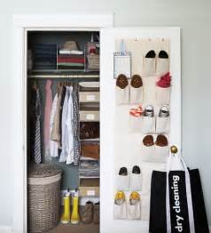 bedroom closet organization ideas