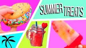 diy easy delicious summer treats youtube