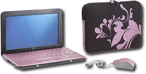 Hp Mini Mickey pink laptops netbooks simplicity