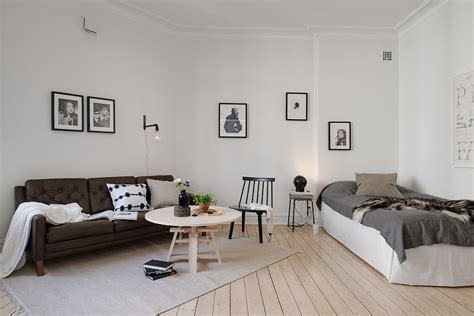Bed For Living Room | bed living room with dark touches coco lapine