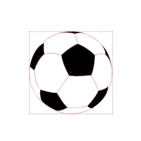 soccer ball template cake ideas and designs