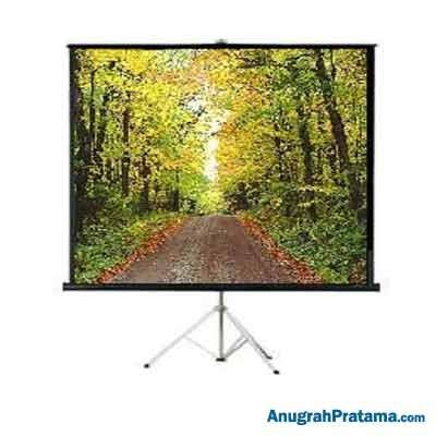 Draper Tripod Screen 96 Tsdr2424 draper tsdr2424 96 inch tripod projector screen projector