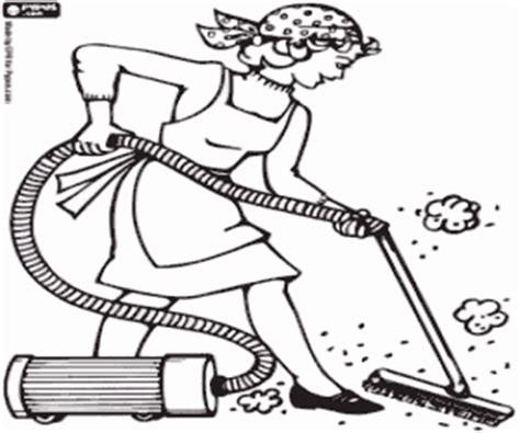 coloring pages vacuum cleaner vacuum coloring coloring pages