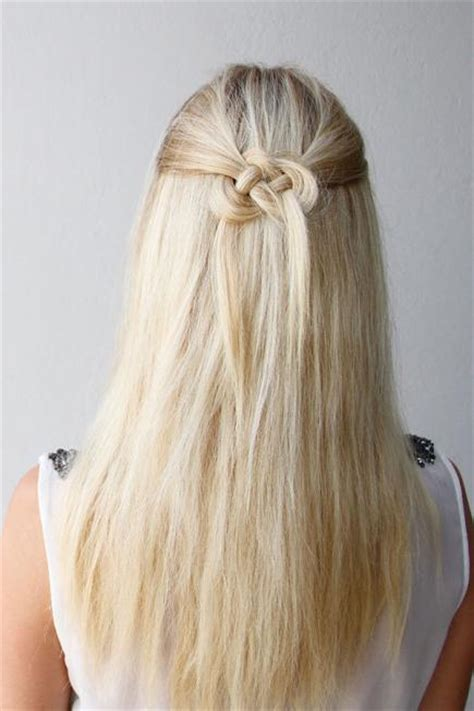 top 30 half up half hairstyles