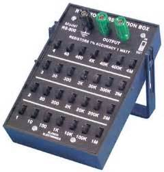 resistor kits rs rs 500 resistor substitution box 28 images heathkit rs 1 resistor substitution box