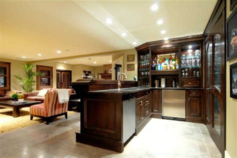 Home Bar Interior Stunning Home Bar Designs Ideas In The Basement Home Interior Exterior