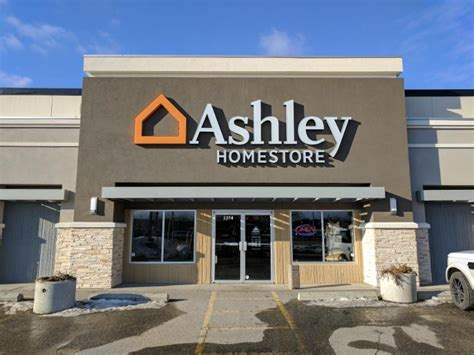 ashley homestore opening hours  highway   kelowna bc