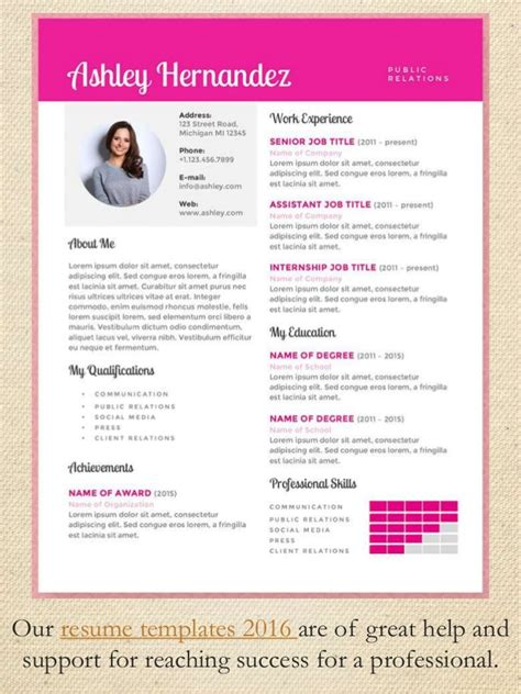 up to date resume format 2016 50 resume sles