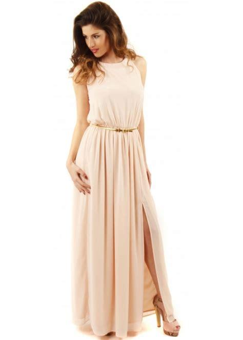 Dress Softpeach 1184s pale maxi dress maxi dress pretty maxi dress
