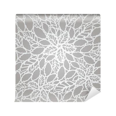 silver pattern png seamless silver leaves and flowers lace wallpaper pattern