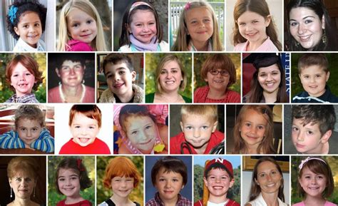 list of conn school shooting victims names released ny here s what families sandy hook victims had to say 5 years