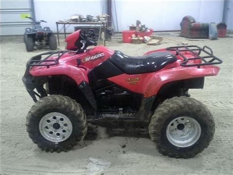 Suzuki Four Wheelers For 2005 Suzuki 700 Efi 4x4 Four Wheeler Trade For Nex