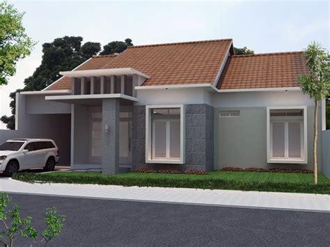inspirasi gambar rumah sederhana terbaru desain rumah