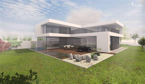 bauhausstil haus modernes einfamilienhaus bauhausstil in berlin bauen