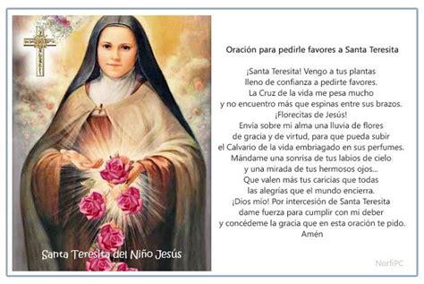imagenes religiosas santa teresita oracion del nino jesus related keywords oracion del nino