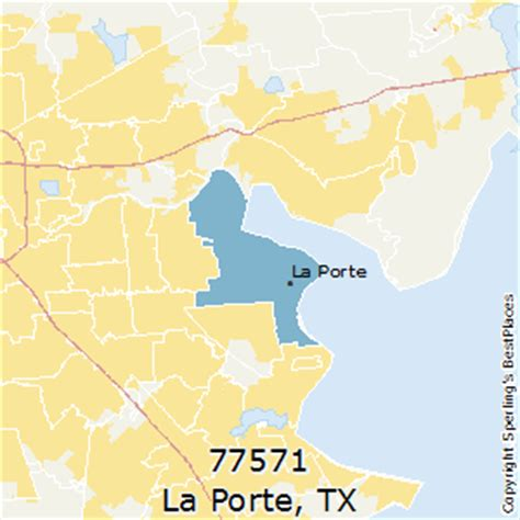 la porte texas map best places to live in la porte zip 77571 texas