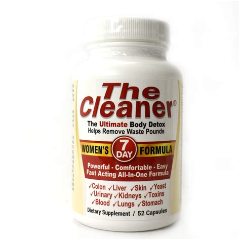 The Cleaner Detox by Century Systems The Cleaner S 7 Day Formula 52