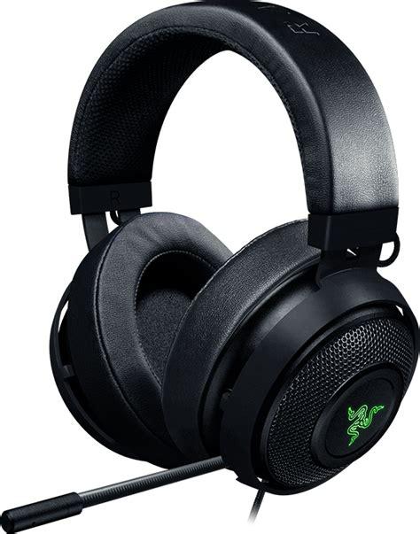 Headset Razer razer kraken 7 1 v2 surround sound gaming headset