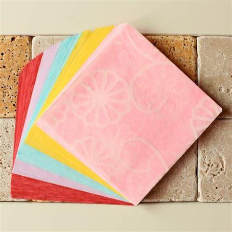 Korean Origami Paper - 100 215 6 quot 5 color korean traditional paper hanji origami