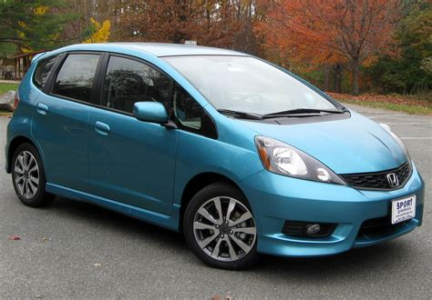 Honda Fit Wiki by File 2012 Honda Fit Sport 11 10 2011 Jpg