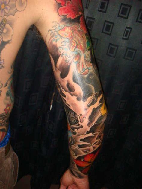 zombie geisha tattoo