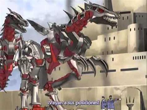 zoids genesis episode 1 phim clip