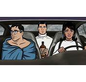 Archer Season 4 The Wind Cries Mary And Archer's Facial