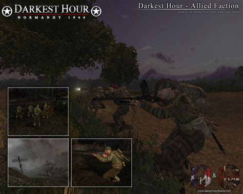 darkest hour synopsis allied forces image darkest hour europe 44 45 mod for