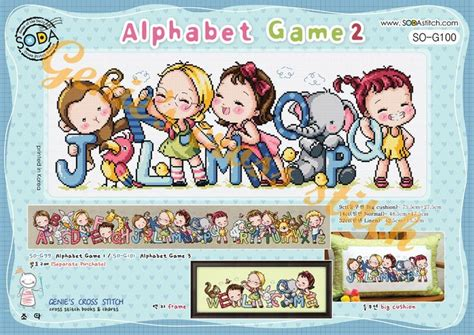 letter pattern games alphabet game 2 j to q with animal and girls cross stitch