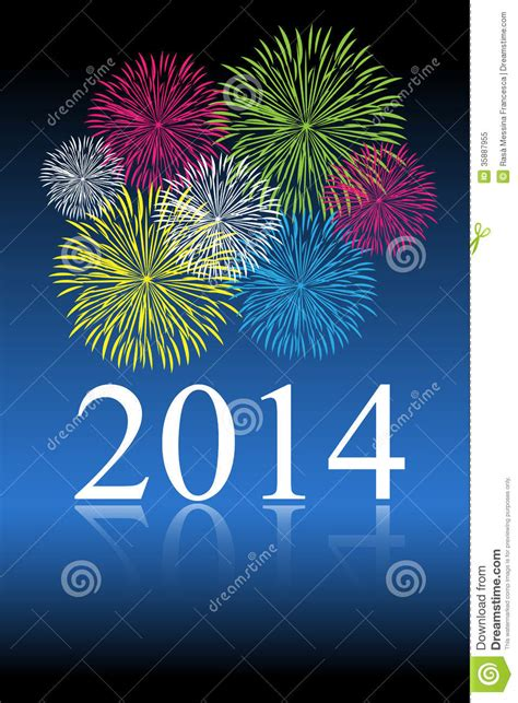 new year 2014 celebration 2014 new year celebration royalty free stock photo image