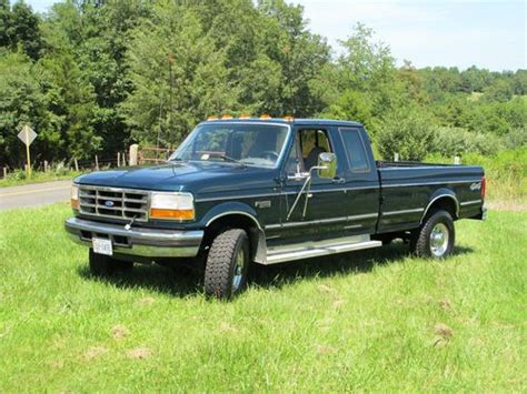 find used 1995 ford f 250 xlt extended cab pickup 2 door 7 3l in maurertown virginia united states