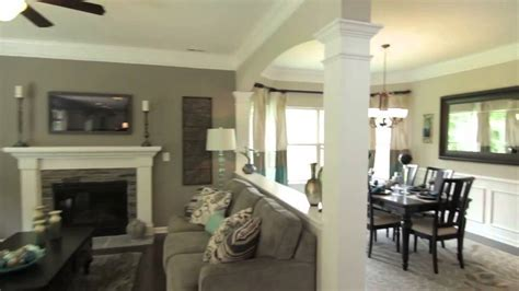 The Drexel by Eastwood Homes Charlotte, NC New Homes   YouTube