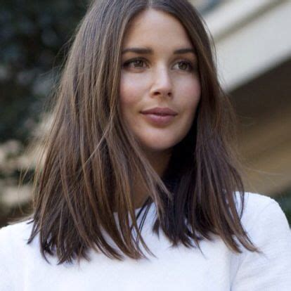 blunt end bob with subtle layers image result for blunt cut long hair style pinterest