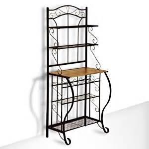 kitchen baker s rack free standing baker racks