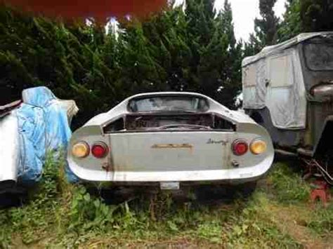Dino For Sale Needs Restoration 246 Dino Gts 1972 Matching Numbers Certificate