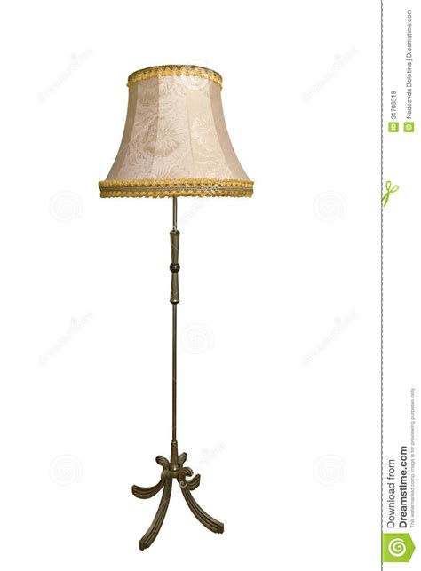 Single Home Floor Plans floor lamp stock image image of electric retro stand