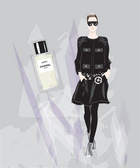 Kaos Fashion Chanel 22 41 best coco chanel designer images on fashion illustrations drawings and fashion