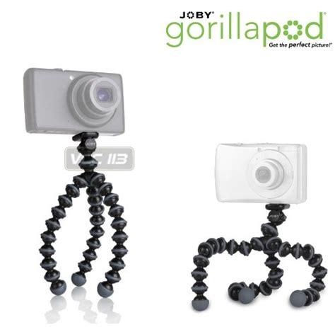 Gorilla Pod Original Travelling joby jb01249 0en gorillapod original tripod for point and shoot cameras