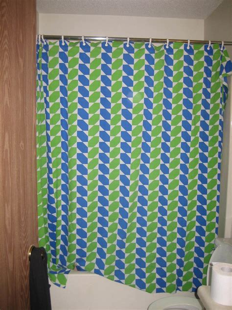 no sew shower curtain homemade shower curtain 183 how to make a shower curtain