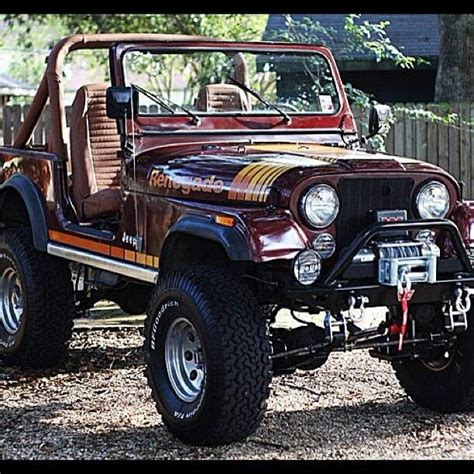 renegade jeep truck 91 best jeep cj images on pinterest jeep life jeep