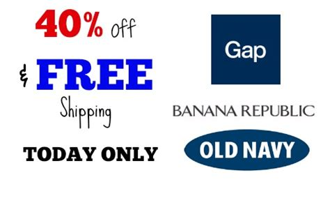 old navy coupons july 2014 40 off and free 2 day shipping at gap old navy and