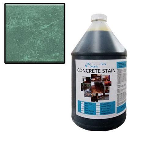 Aqua Blue Acid Stain   Concrete Floor Supply