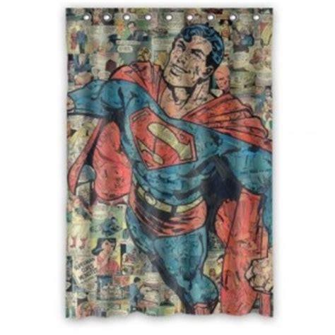 superman shower curtain superman shower curtain superhero collection