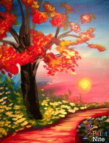 paint nite uk top 25 ideas about paint nite sles on